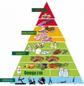 paleo ételek piramisa